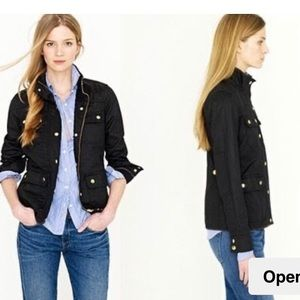Downtown Field Jacket in Black Size XS